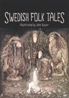 bokomslag Swedish folk tales