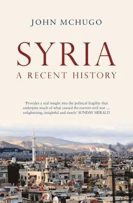 bokomslag Syria: A Recent History