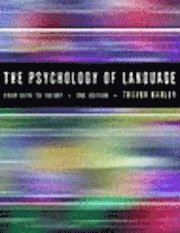 bokomslag Psychology Of Language