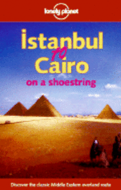 bokomslag Lonely planet istanbul to cairo on a sho