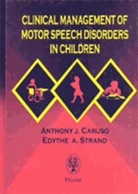 bokomslag Clinical Management of Motor Speech Disorders in Children