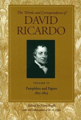 Works & correspondence of david ricardo, volume 04 - pamphlets & papers, 18 1