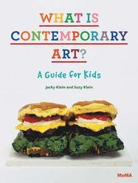 bokomslag What Is Contemporary Art? a Guide for Kids