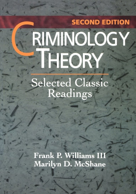 Criminology Theory 1