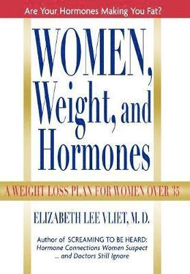 bokomslag Women, weight, and hormones - a weight-loss plan for women over 35