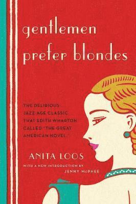 bokomslag Gentlemen Prefer Blondes