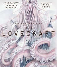 bokomslag New annotated h. p. lovecraft