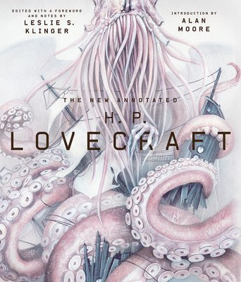 bokomslag The New Annotated H. P. Lovecraft