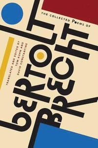 bokomslag The Collected Poems of Bertolt Brecht