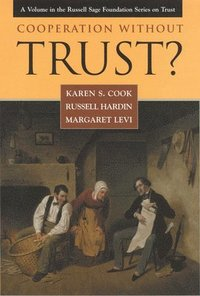 bokomslag Cooperation Without Trust?
