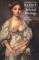 bokomslag Kleist: Selected Writings