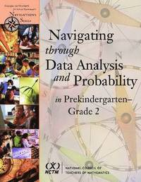 bokomslag Navigating through Data Analysis and Probability in Prekindergarten - Grade 2