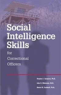 bokomslag Social Intelligence Skills for Correctional Officers