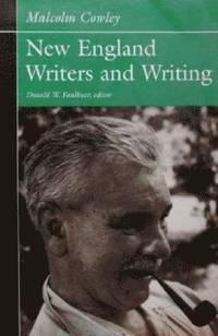bokomslag New England Writers and Writing