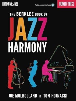 bokomslag The Berklee Book of Jazz Harmony