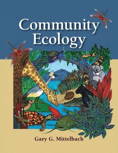 bokomslag Community Ecology