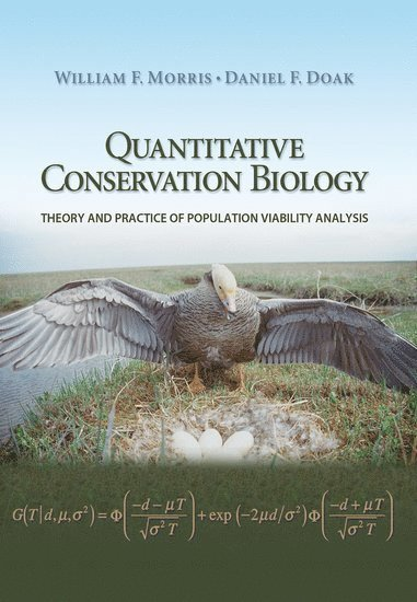 bokomslag Quantitative Conservation Biology