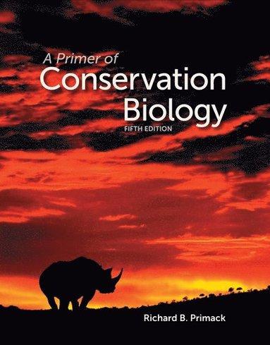 bokomslag A Primer of Conservation Biology