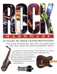 bokomslag Rock Hardware