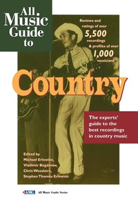 bokomslag All Music Guide to Country