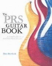 bokomslag Prs Guitar Book