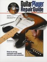 bokomslag Guitar player - repair guide