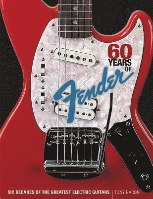 bokomslag 60 Years of Fender