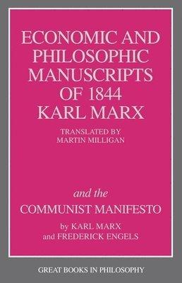 bokomslag The Economic and Philosophic Manuscripts of 1844