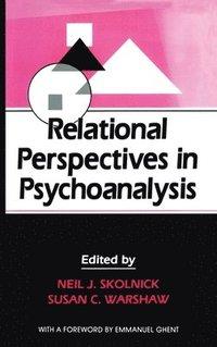 bokomslag Relational Perspectives in Psychoanalysis