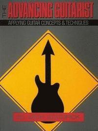 bokomslag The Advancing Guitarist