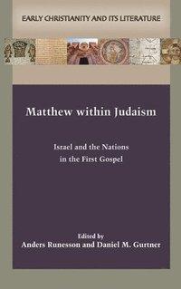 bokomslag Matthew Within Judaism