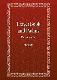 bokomslag Prayer Book and Psalms