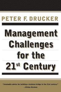 bokomslag Management Challenges for the 21st Century
