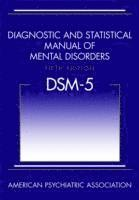 bokomslag Diagnostic and Statistical Manual of Mental Disorders (DSM-5 (R))