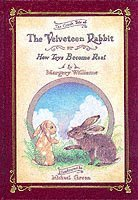 bokomslag Velveteen Rabbit Deluxe Cloth Edition Or, How Toys Become Real
