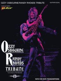 bokomslag Ozzy Osbourne - Randy Rhoads Tribute