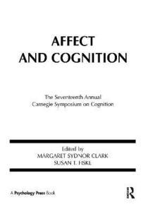 bokomslag Affect and Cognition