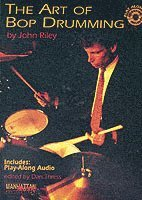 bokomslag The art of Bop Drumming + CD
