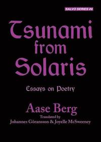 bokomslag Tsunami from Solaris: Essays on Poetry