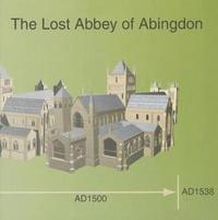 bokomslag Lost Abbey of Abingdon