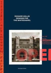 bokomslag Richard Hollis Designs for the Whitechapel