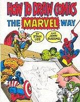 bokomslag How to Draw Comics the 'Marvel' Way