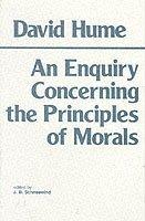 bokomslag An Enquiry Concerning the Principles of Morals