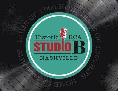 bokomslag Historic RCA Studio B Nashville