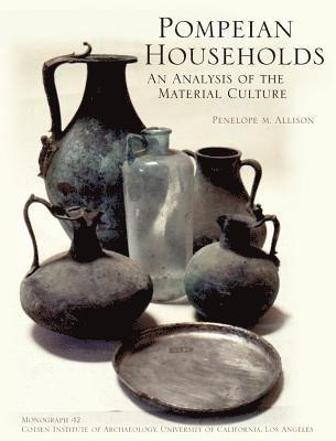bokomslag Pompeian Households: An Analysis of the Material Culture