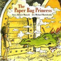 bokomslag The Paper Bag Princess