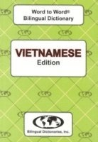 bokomslag English-vietnamese & vietnamese-english word-to-word dictionary - suitable
