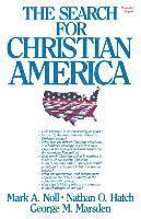 bokomslag The Search for Christian America