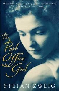 bokomslag Post office girl - stefan zweigs grand hotel novel