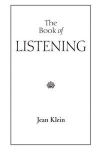 bokomslag The Book of Listening